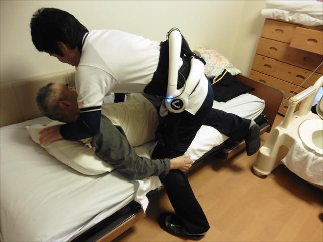 介護支援ロボット「ハル」